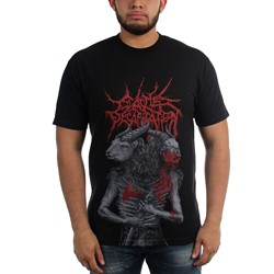 Cattle Decapitation - Mens Dual Revenge T-Shirt