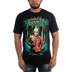 Cattle Decapitation - Mens To Serve Man T-Shirt