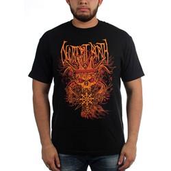 Decrepit Birth - Mens Skull King T-Shirt
