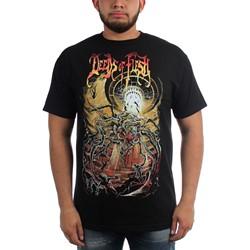 Deeds of Flesh - Mens Virvum Juggernaut T-Shirt