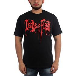 Deeds of Flesh - Mens Cannibal T-Shirt