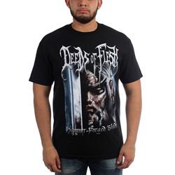 Deeds of Flesh - Mens Viking T-Shirt