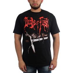 Deeds of Flesh - Mens Trading Pieces T-Shirt