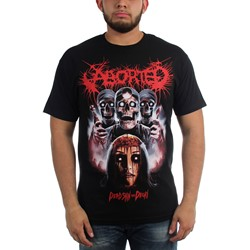 Aborted - Mens Dead Skin T-Shirt