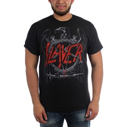 Slayer - Black Eagle Mens T-shirt in Black