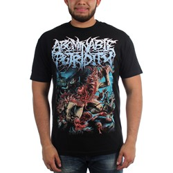 Abominable Putridity - Mens Inhuman Abomination T-Shirt