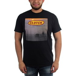 Clutch - Mens Passive Restraints T-Shirt