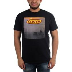 Clutch - Mens Passive Restraints T-Shirt