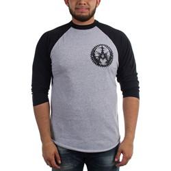 Aborted - Mens Death Metal Raglan T-Shirt
