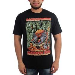 Agoraphobic Nosebleed - Mens Predacrab T-Shirt
