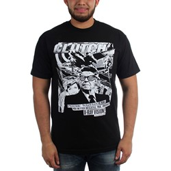 Clutch - Mens Uncle Ronnie T-Shirt