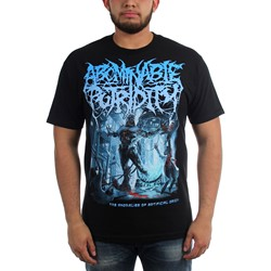 Abominable Putridity - Mens The Anomalies of Artificial Origin T-Shirt