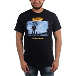 Clutch - Mens Pure Rock Fury T-Shirt