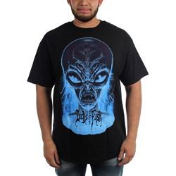 Deeds of Flesh - Mens Alien Head T-Shirt