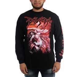 Disgorge - Mens She Lay Gutted Longsleeve T-Shirt