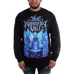 The Kennedy Veil - Mens Trinity Of Falsehood Longsleeve T-Shirt