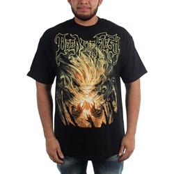 Deeds of Flesh - Mens Crown Of Souls T-Shirt