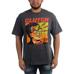 Clutch - Mens X-Ray Vision T-Shirt