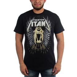 Trenton Titans - Mens Logo T-Shirt