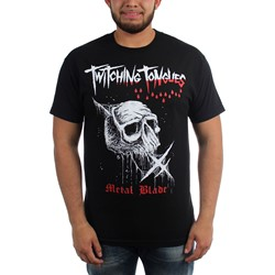 Twitching Tongues - Mens All Love Must Die T-Shirt