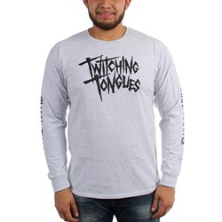 Twitching Tongues - Mens The End of Love Longsleeve T-Shirt