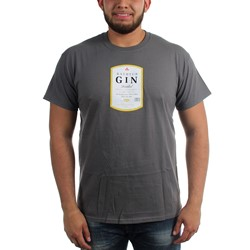 Phish - Bath Tub Gin Adult T-Shirt In Charcoal