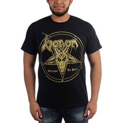 Venom - Welcome To Hell Adult T-Shirt