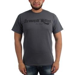 Armored Saint - Mens La Raza T-Shirt