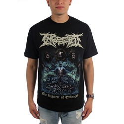 Ingested - Mens The Architect Of Extinction T-Shirt