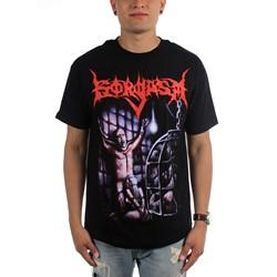 Gorgasm - Mens Stitched Oral Asphyxia T-Shirt
