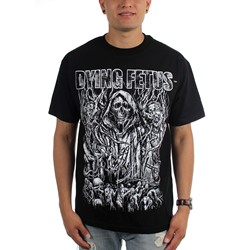 Dying Fetus - Mens Old School T-Shirt