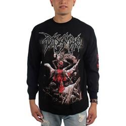 Disgorge - Mens Consume The Forsaken Longsleeve T-Shirt
