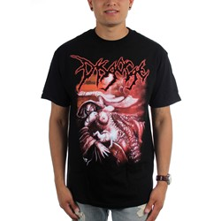Disgorge - Mens She Lay Gutted T-Shirt