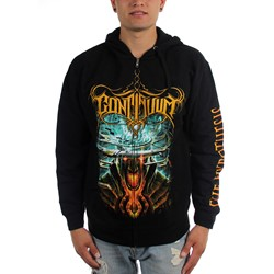 Continuum - Mens The Hypothesis Zip-Up Hoodie