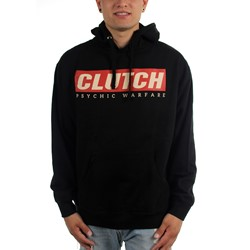 Clutch - Mens Chug Boat Pullover Hoodie