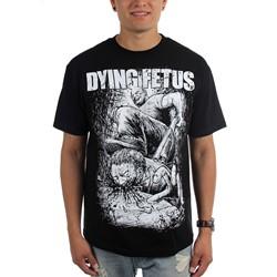 Dying Fetus - Mens Curb Stomp T-Shirt