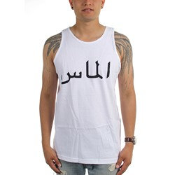 Diamond Supply Co. - Mens Arabic Tank Top