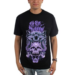 Fit For An Autopsy - Mens Wolf Skull T-Shirt