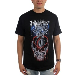 Inquisition - Mens Ominous Doctrines of the Perpetual Mystical Macrocosm T-Shirt