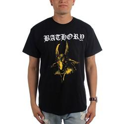 Bathory - Mens Yellow Goat T-Shirt
