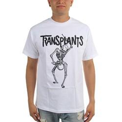 Transplants - Mens Skeleton T-Shirt