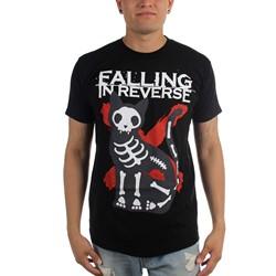 Falling In Reverse - Mens Cat X-Ray T-Shirt