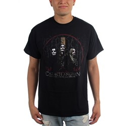 Carach Angren - Mens Corpses Sink Forever T-Shirt