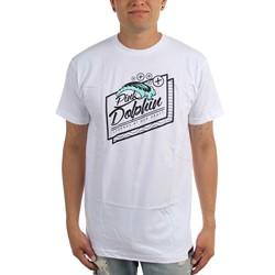 Pink Dolphin - Mens Post Script T-Shirt