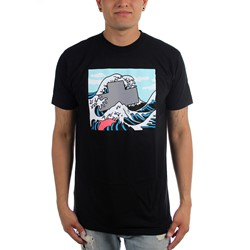 Pink Dolphin - Mens Posi Tides T-Shirt
