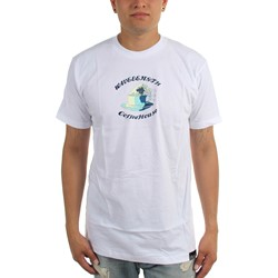 Pink Dolphin - Mens Wavelength Coffee T-Shirt