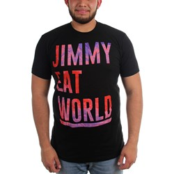 Jimmy Eat World - Mens Stacked T-Shirt