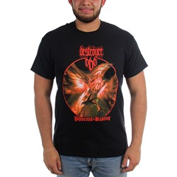 Destroyer 666 - Mens Phoenix T-Shirt