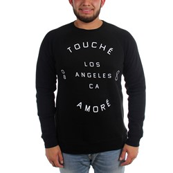 Touche Amore - Mens Los Angeles Crewneck Sweater