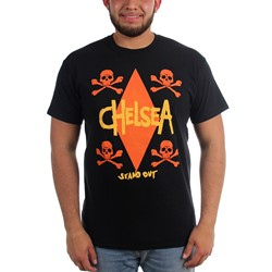 Chelsea - Mens Skulls T-Shirt